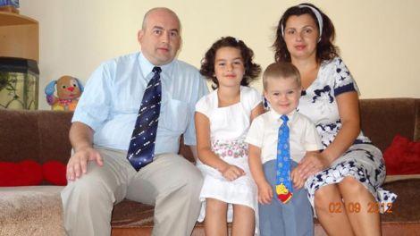 Dan Ulici_familia